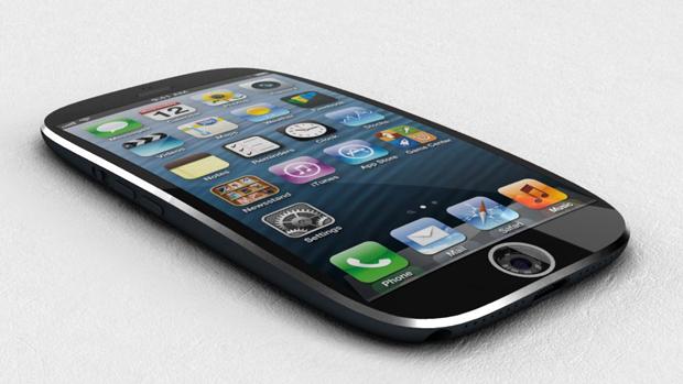 iPhone 5s imaginado pelo designer Federico Ciccarese tem vidro curvo