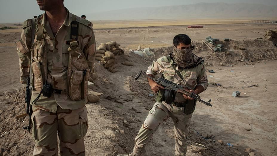 Soldados no Iraque