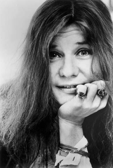 Janis Joplin nos anos 1970