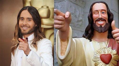 Jared Loreto, o vencedor do Oscar de melhor ator coadjuvante