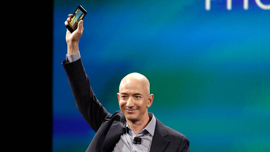 Novo smartphone da Amazon, com exibição de imagens 3D, custará a partir de 199 reais nos Estados Unidos