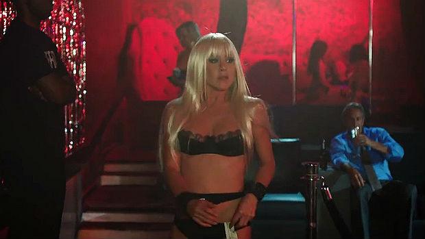 A atriz Jennifer Aniston em cena de trailer do filme <em>Were the Millers</em>