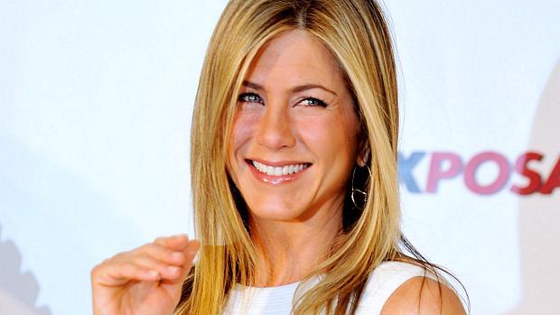 A atriz Jennifer Aniston
