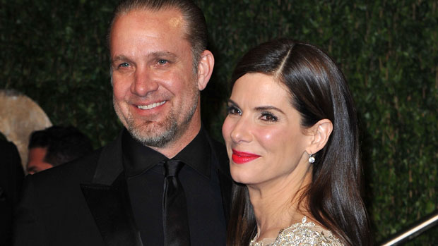"""Jesse James e Sandra Bullock estão """"em outra"""""""