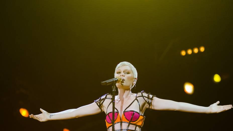 Apresentação da Jessie J no Rock in Rio 2013