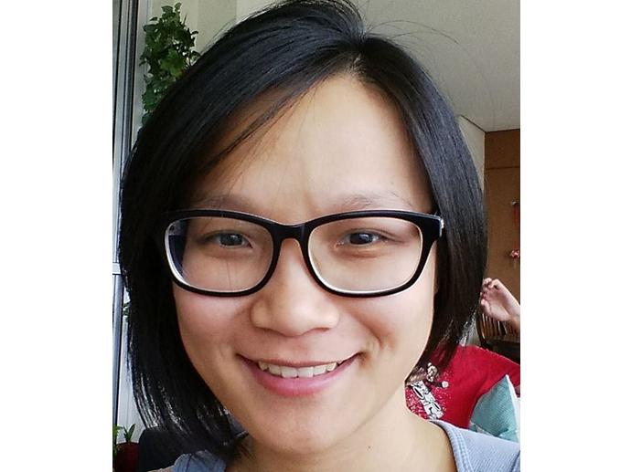 Jiang corta os cabelos