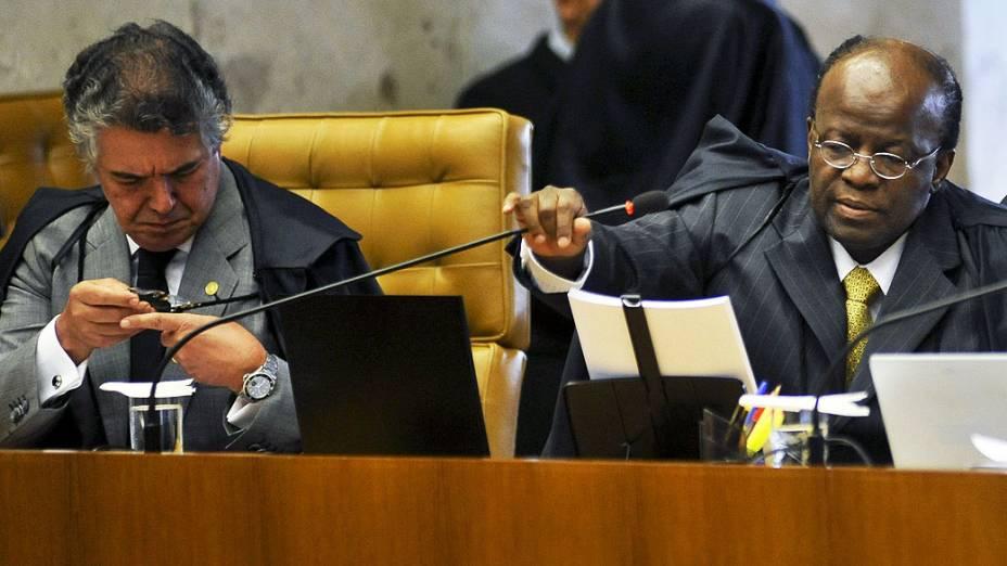 Nova etapa do julgamento do mensalão inclui réus do núcleo político, em 17/09/2012