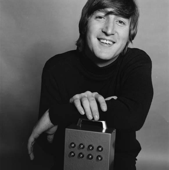 John Lennon, em 1965