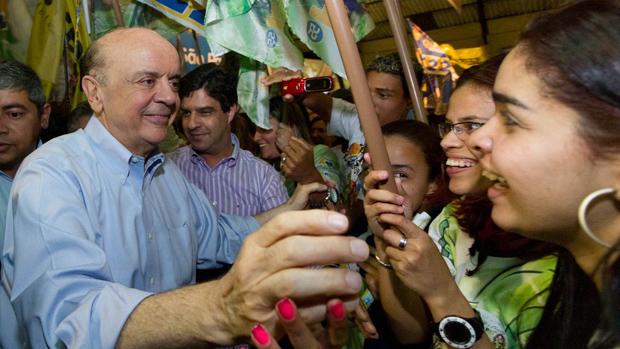 José Serra em Ermelino Matarazzo