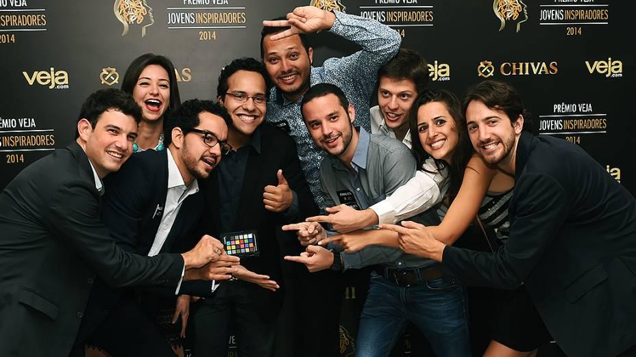 Finalistas do Prêmio Jovens Inspiradores 2014