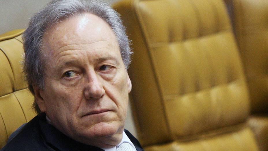 O revisor da ação, ministro Ricardo Lewandowski