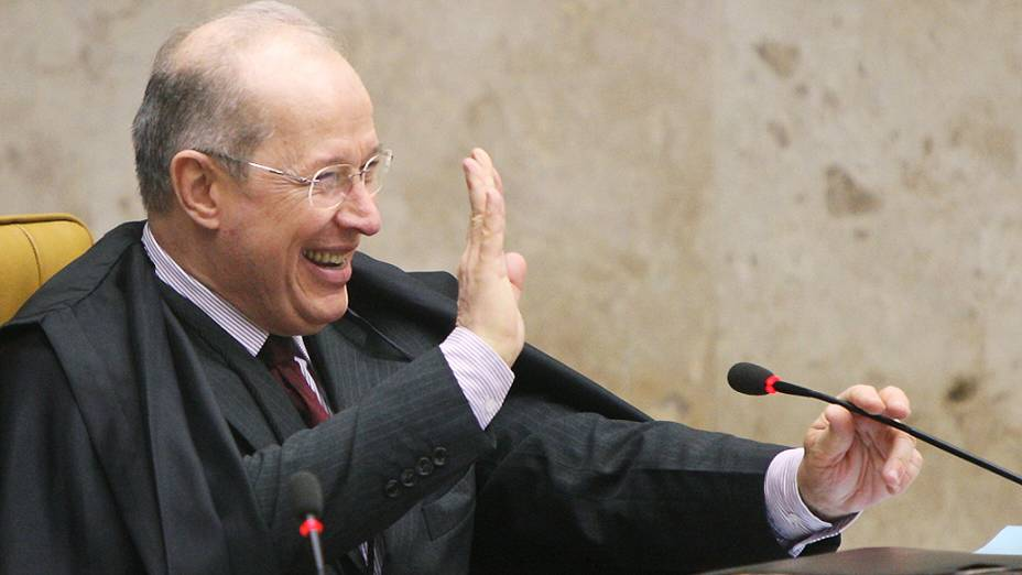 Ministro Celso de Mello no julgamento que analisa imputação de lavagem de dinheiro a réus ligados ao PTB
