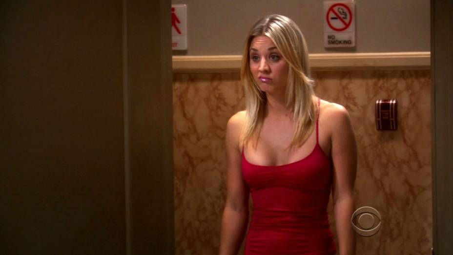 Kaley Cuoco, a Penny da sitcom The Big Bang Theory