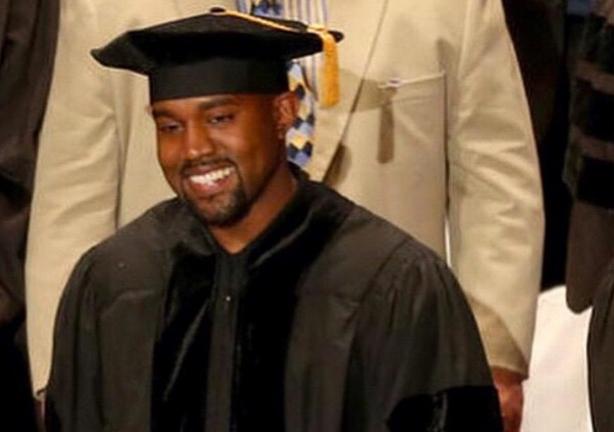 Kanye West ganha título de Doutor pelo Instituto de Arte de Chicago