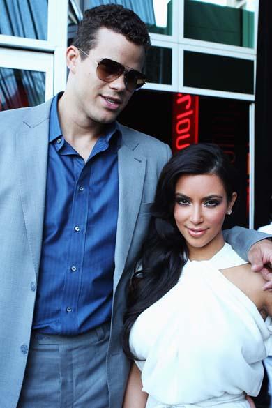 Kim Kardashian e Kris Humphries em Mônaco