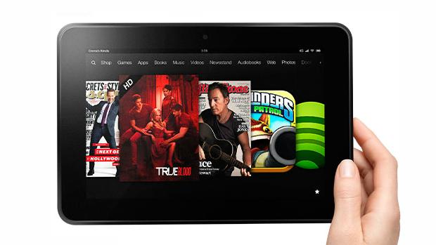 Mesmo com poucas opções,novo Kindle Fire HD com conexão 4G pode ser o principal rival do iPad, da Apple