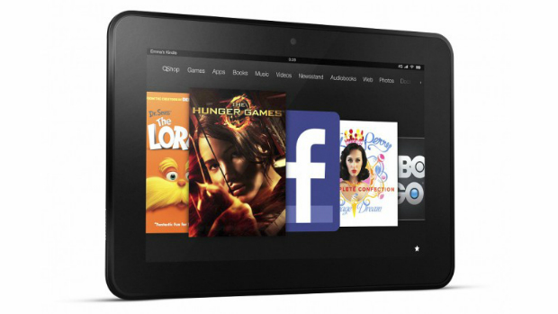 Kindle Fire HD: Novo tablet da Amazon tem tela de 8,9 polegadas