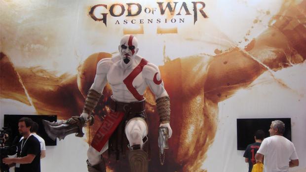 Kratos, protagonista da série God of War