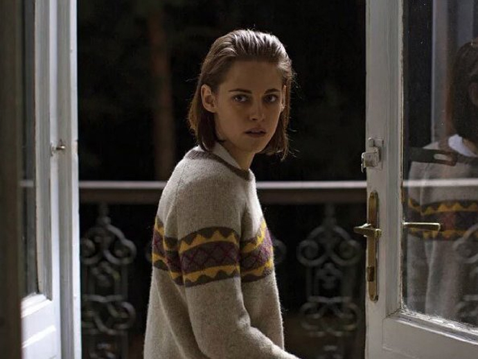 Kristen Stewart, que interpreta Bella Swan em Amanhecer - Parte 2