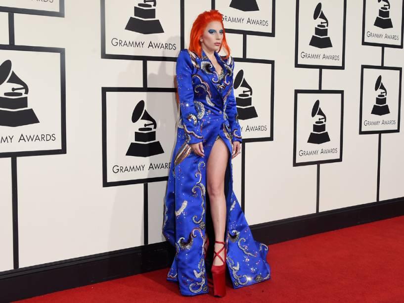 Lady Gaga no Grammy 2016