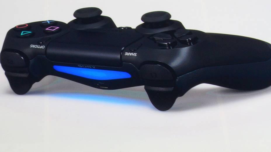 Evento realizado no início da noite desta quarta-feira, em Nova York, a Sony anunciou o lançamento do Playstation 4