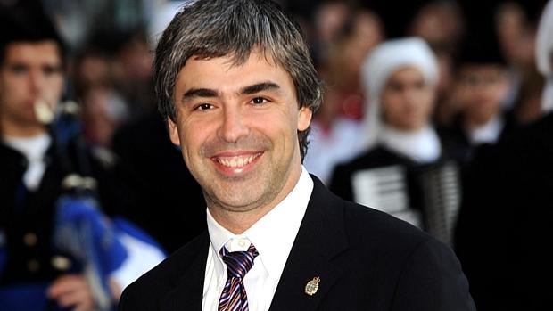 10º lugar: Larry Page - US$ 33,3 bilhões