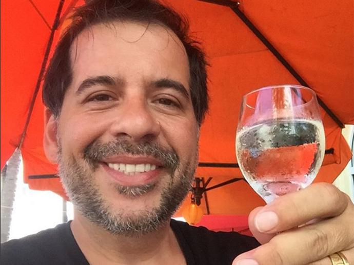 O humorista Leandro Hassum