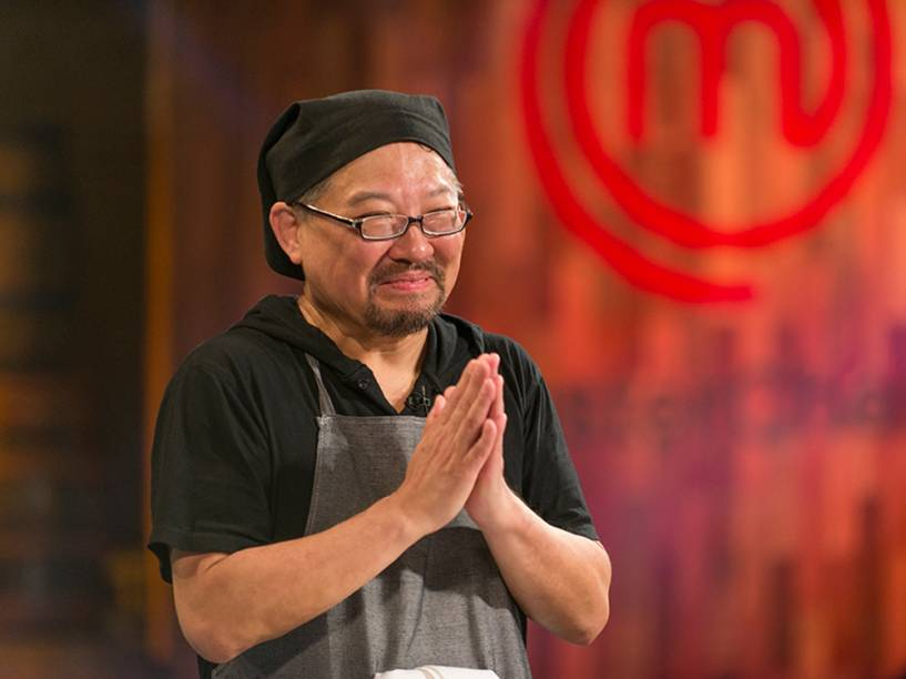 Lee, candidato da terceira temporada do MasterChef