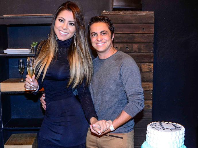 Thammy Miranda e a namorada, Andressa Ferreira