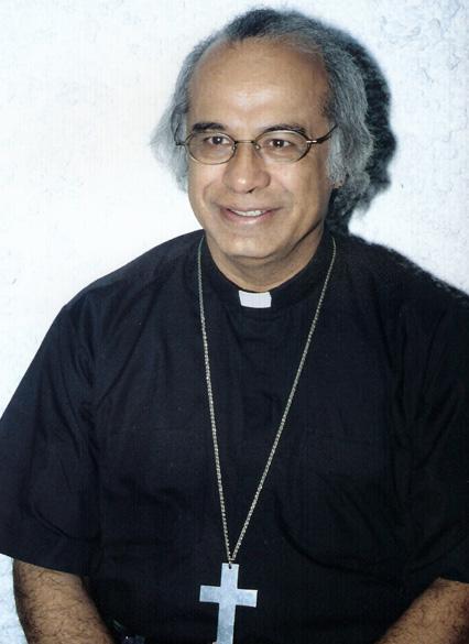 Monsenhor Leopoldo José Brenes Solórzano, Arcebispo de Manágua (Nicarágua)