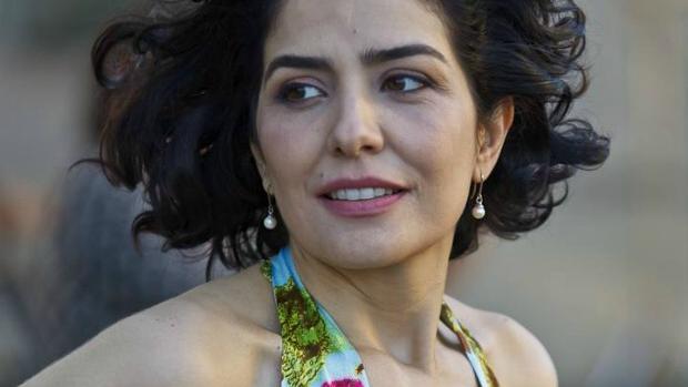 Letícia Sabatella em A Apaixonda de Niterói