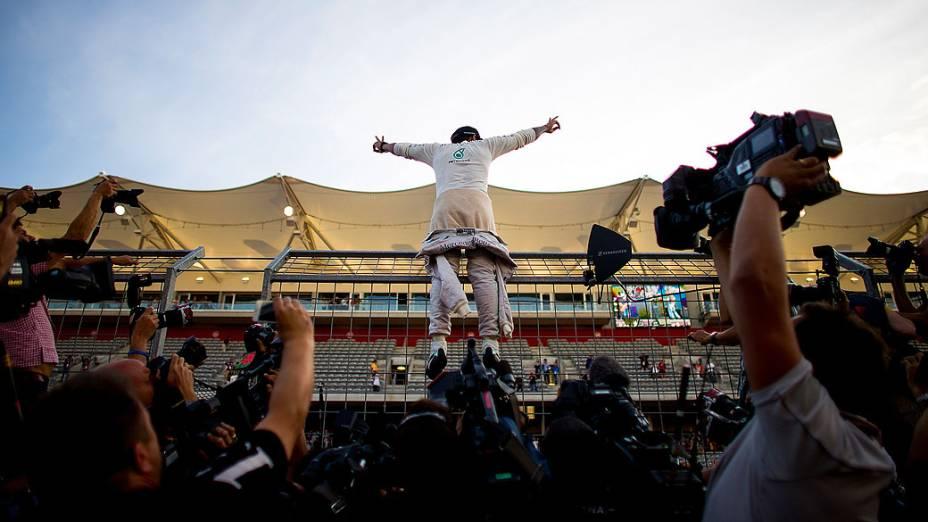 Lewis Hamilton vence GP dos Estados Unidos, em Austin