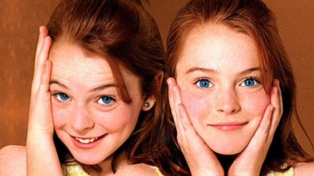 Lindsay Lohan vivia gêmeas que tentavam reaproximar os pais divorciados em Operação Cupido