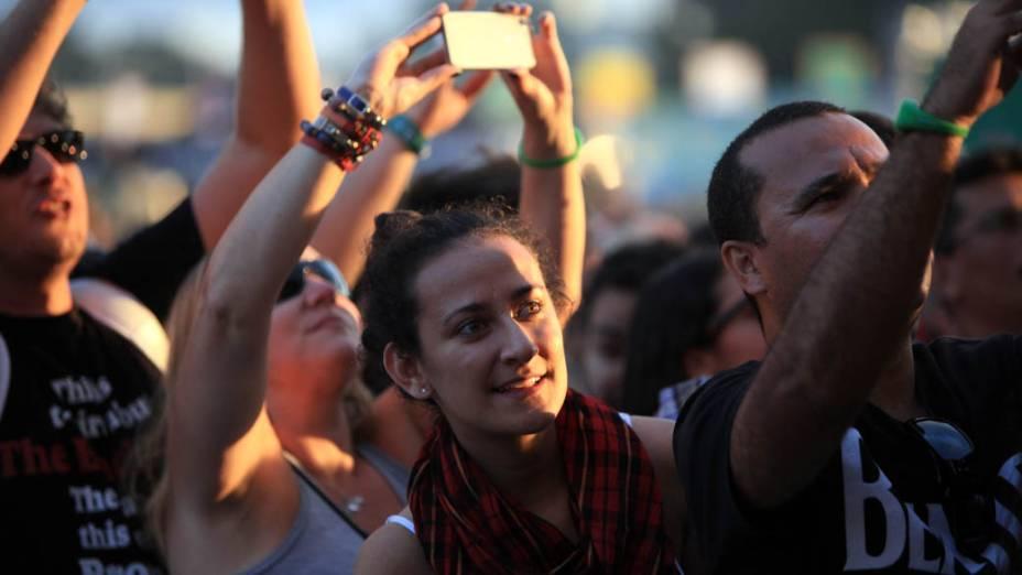 Apresentação do Alabama Shakes no Lollapalooza