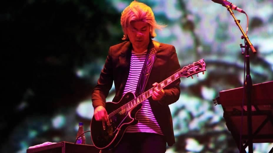 Show da banda A Perfect Circle, no Lollapalooza