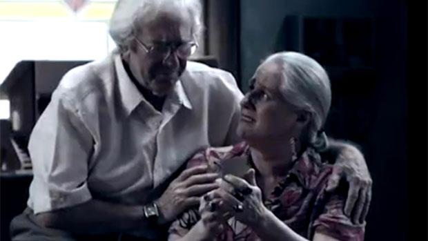 Lucinda e Santiago dividem um segredo do passado