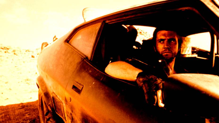 Tom Hardy em Mad Max 4