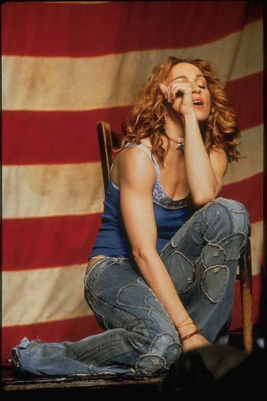Madonna cantou na trilha sonora do remake do filme American Pie
