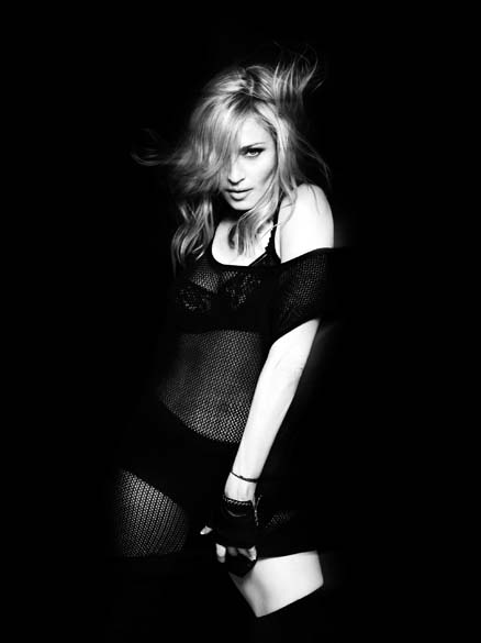 Retrato de Madonna em 2011