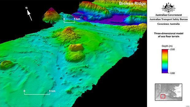 <p>MH370: equipes divulgam novas imagens das áreas de busca</p>