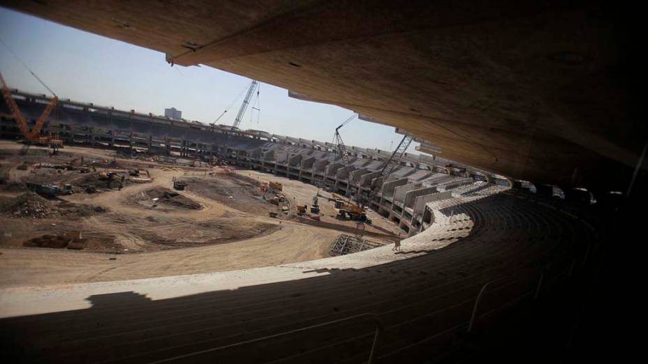 Reforma do estádio do Maracanã, Rio de Janeiro
