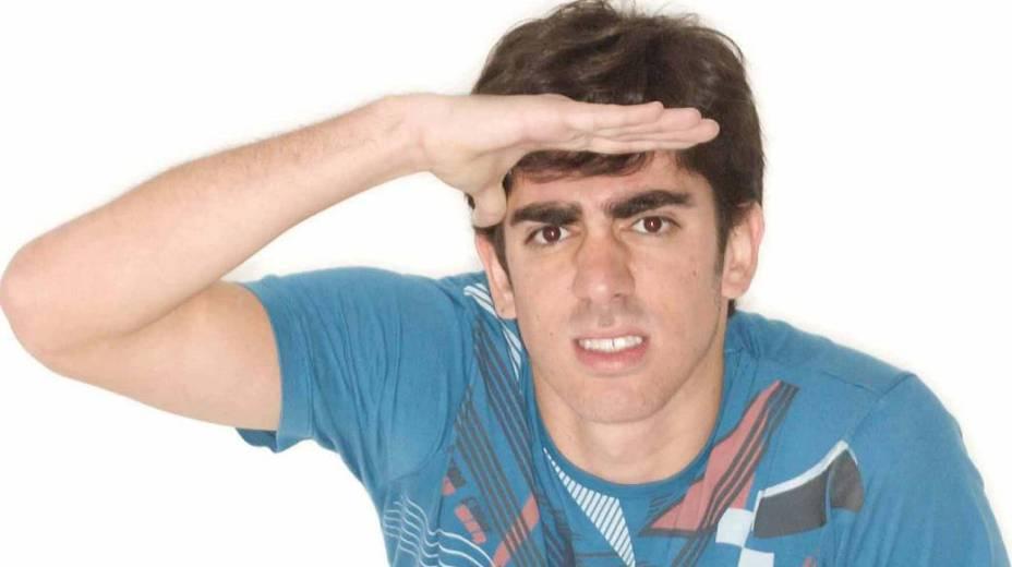 Marcelo Adnet, humorista e apresentador da MTV
