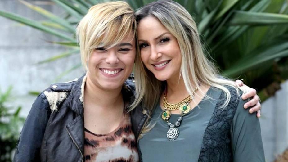 Maria Gadú foi técnica auxiliar de Claudia Leitte no The Voice Brasil
