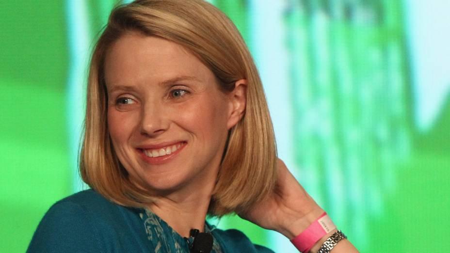 CEO do Yahoo Marissa Mayer