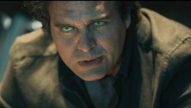 Mark Ruffalo em Vingadores: Era de Ultron