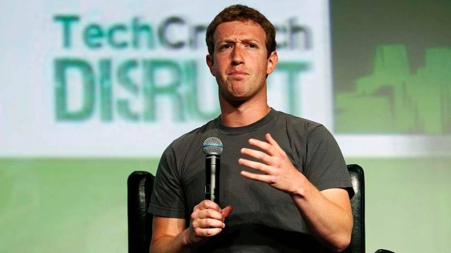 Mark Zuckerberg concede em setembro de 2012 sua 1ª entrevista após IPO de sua empresa, o Facebook