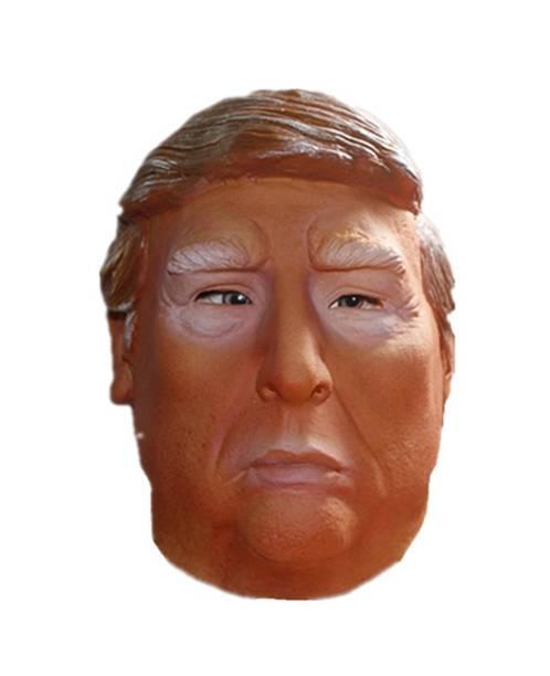 A fantasia de Donald Trump é uma das mais procuradas nos Estados Unidos em 2015