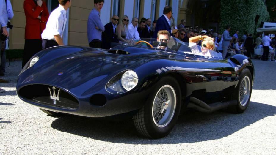 Maserati Quattroporte é destaque em VEJA Luxo