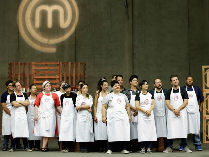 Participantes da segunda temporada do MasterChef