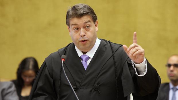 Guilherme Alfredo de Moraes, na sustentação oral em favor do réu Breno Fischberg, em 10/08/2012